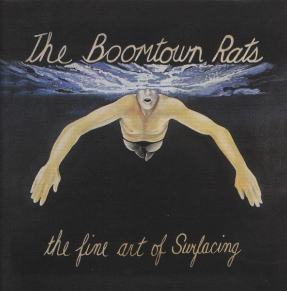 The Boomtown Rats The Fine Art of Surfacing cover art