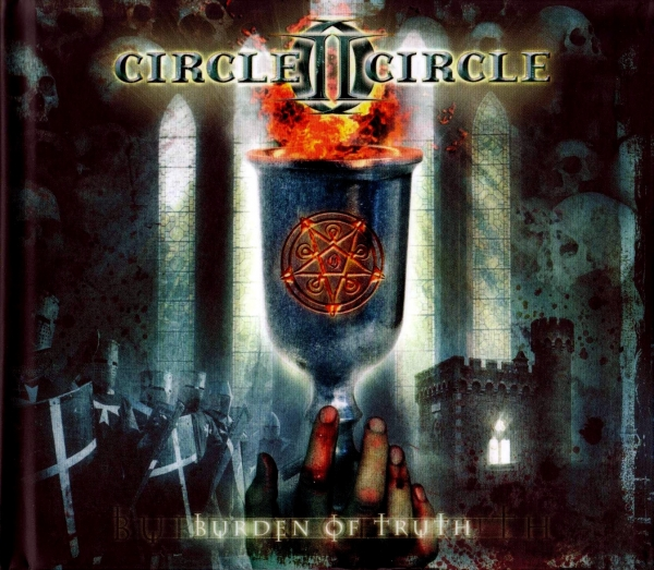 Circle II Circle Burden of Truth cover art