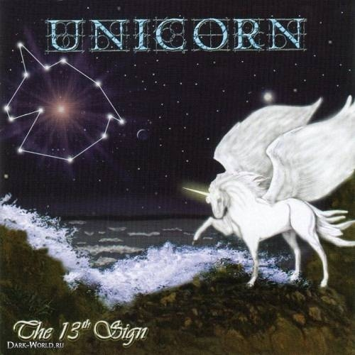Unicorn The 13th Sign cover art