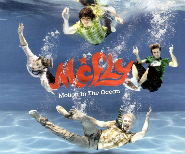 McFly Motion in the Ocean cover art