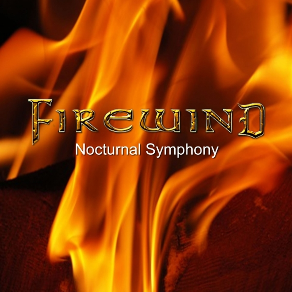 Firewind Nocturnal Symphony Cover Art