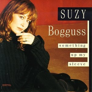 Suzy Bogguss Something Up My Sleeve cover art