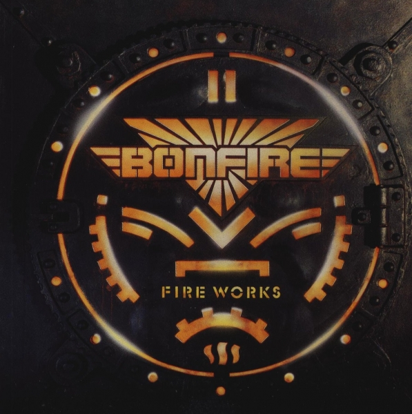 Bonfire Fire Works cover art