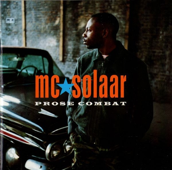MC Solaar Prose Combat cover art