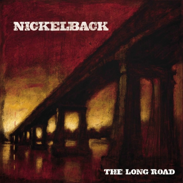 Nickelback The Long Road cover art