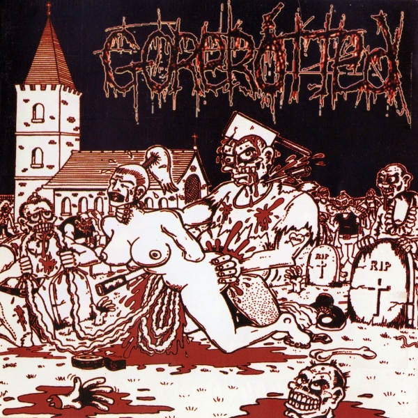 Gorerotted Mutilated in Minutes cover art