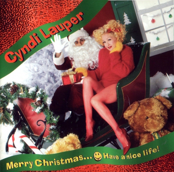 Cyndi Lauper Merry Christmas… Have a Nice Life! cover art