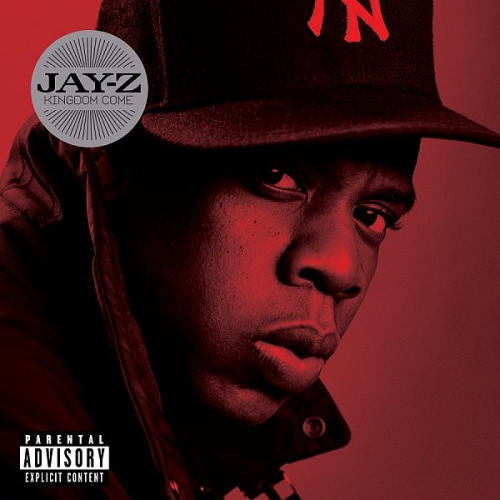JAY-Z Kingdom Come cover art