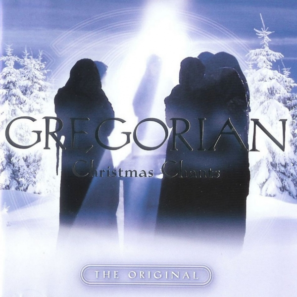 Gregorian Christmas Chants cover art