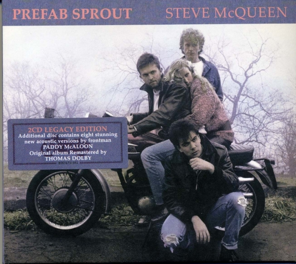Prefab Sprout Steve McQueen cover art