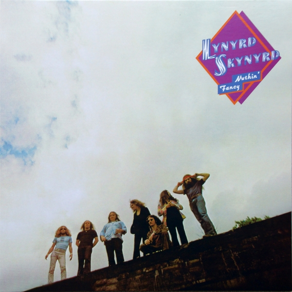 Lynyrd Skynyrd Nuthin' Fancy cover art
