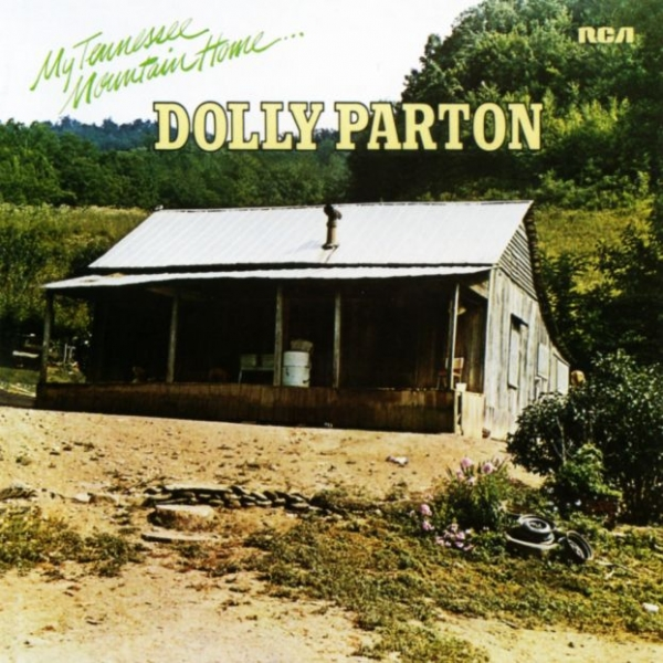 Dolly Parton My Tennessee Mountain Home cover art