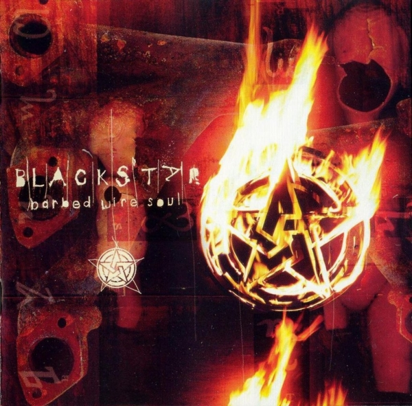 Blackstar Barbed Wire Soul cover art
