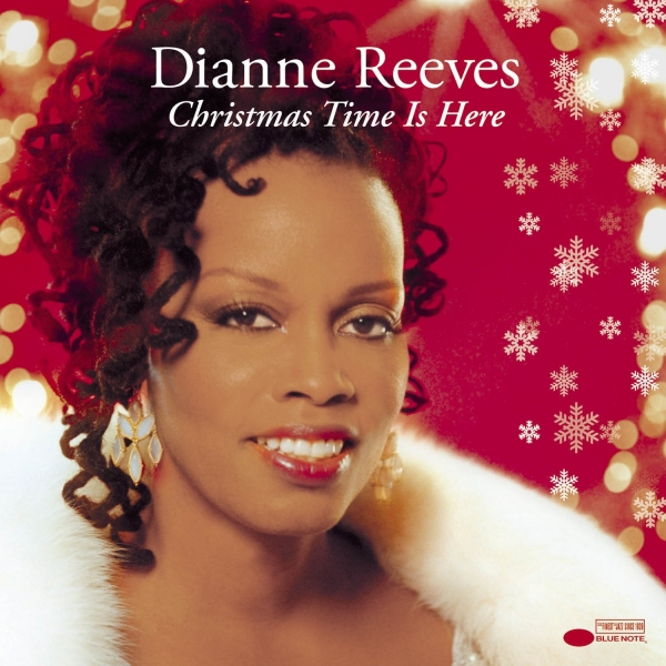 Dianne Reeves Christmas Time Is Here cover art