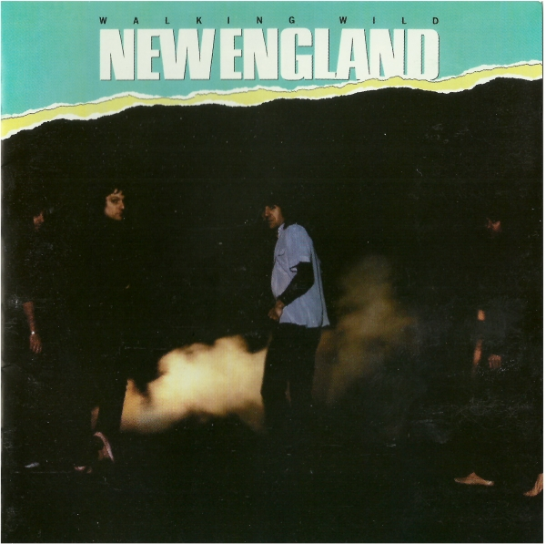 New England Walking Wild cover art