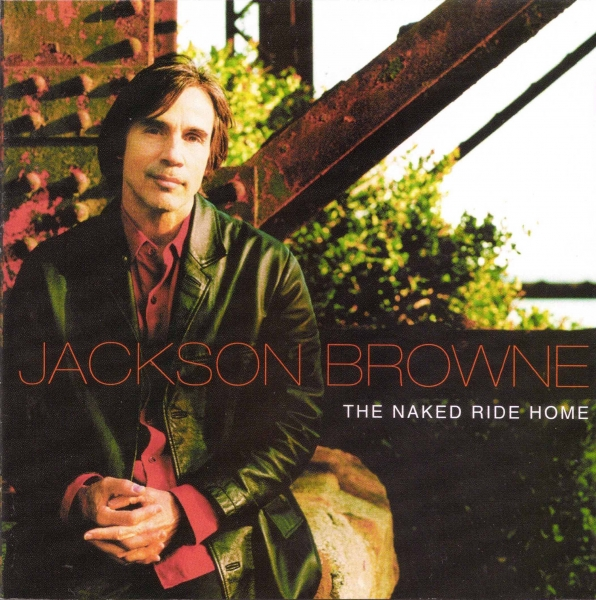 Jackson Browne The Naked Ride Home cover art