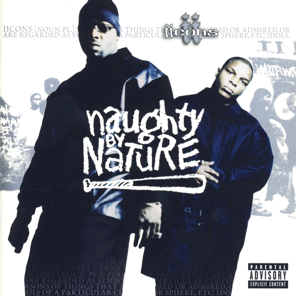 Naughty by Nature IIcons cover art
