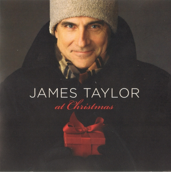 James Taylor James Taylor at Christmas Cover Art