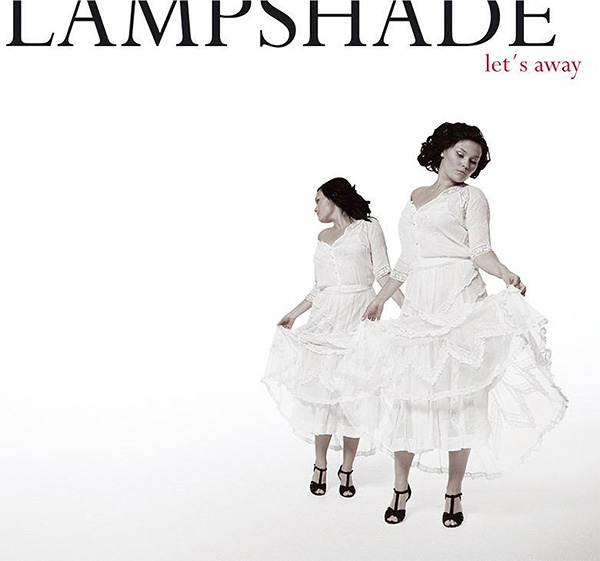 Lampshade Let's Away Cover Art