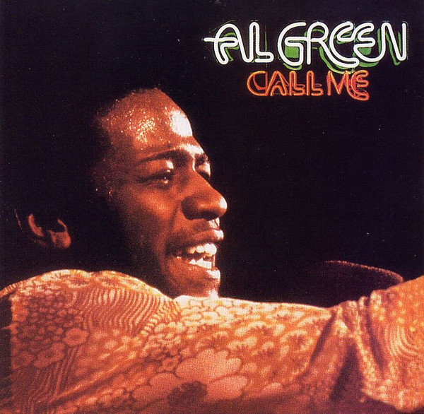 Al Green Call Me cover art