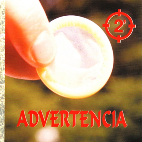 2 Minutos Dos minutos de advertencia cover art