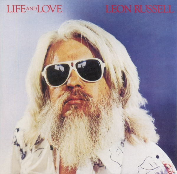 Leon Russell Life and Love cover art