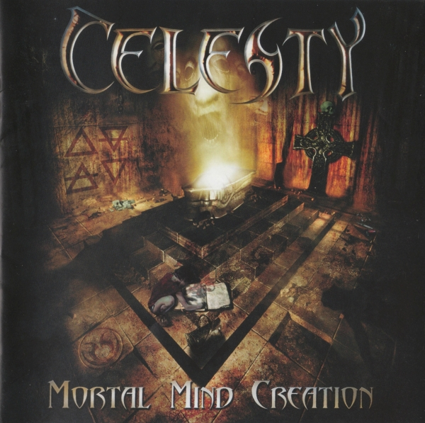 Celesty Mortal Mind Creation cover art
