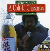 Afroman A Colt 45 Christmas cover art