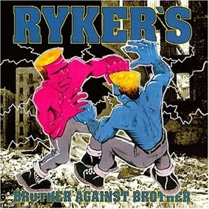 Ryker's Brother Against Brother cover art
