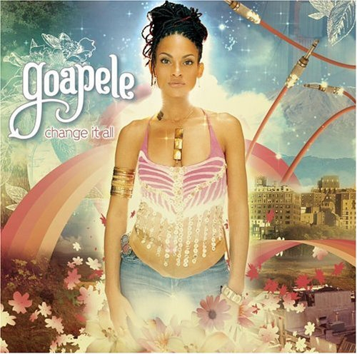 Goapele Change It All cover art