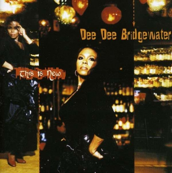 Dee Dee Bridgewater This Is New cover art