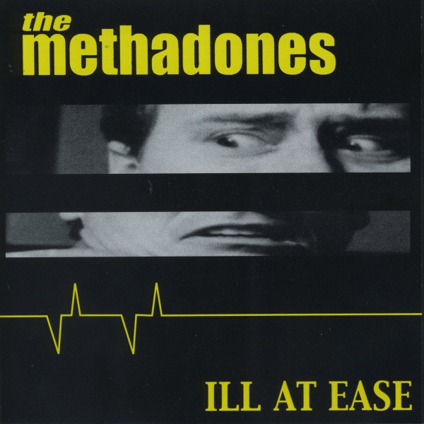 The Methadones Ill at Ease cover art