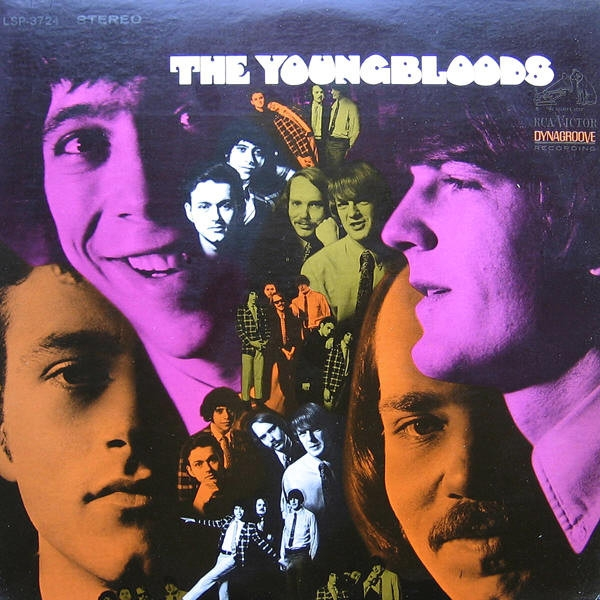 The Youngbloods The Youngbloods cover art