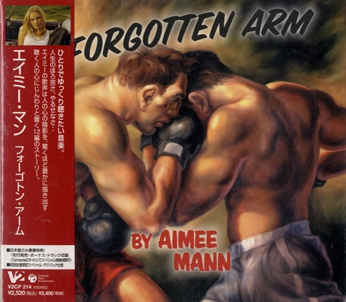 Aimee Mann The Forgotten Arm cover art
