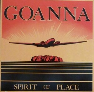 Goanna Spirit of Place Cover Art