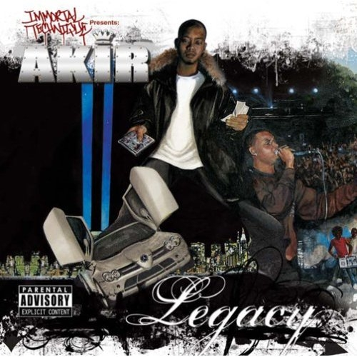 AKIR Legacy cover art