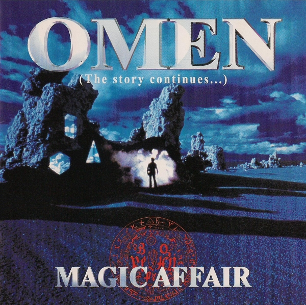 Magic Affair Omen (The Story Continues...) cover art