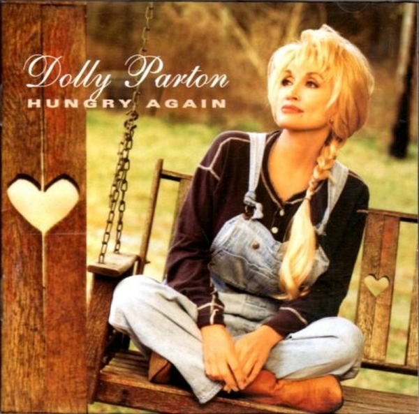 Dolly Parton Hungry Again cover art