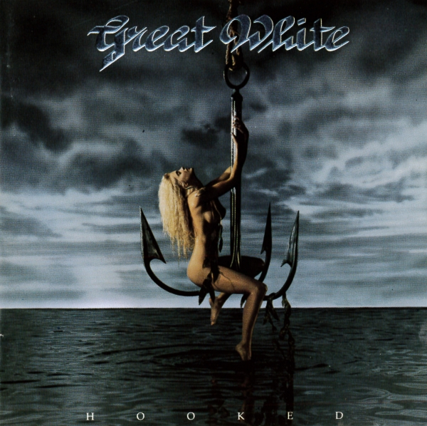 Great White Hooked cover art