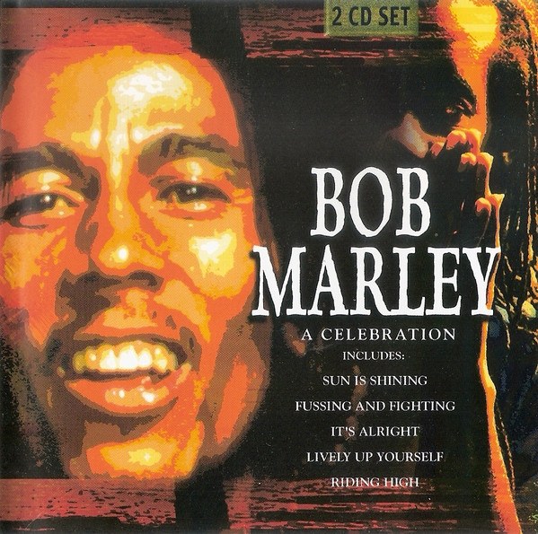 Bob Marley A Celebration cover art