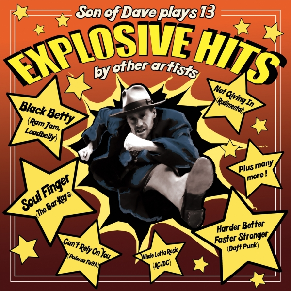Son of Dave Explosive Hits cover art