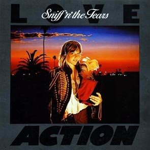 Sniff 'n' the Tears Love / Action Cover Art