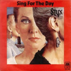 Styx Sing for the Day Cover Art