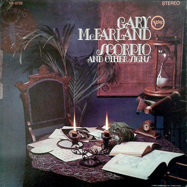 Gary McFarland Scorpio and Other Signs Cover Art