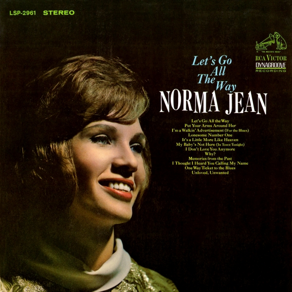 Norma Jean Let's Go All the Way Cover Art