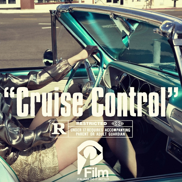 Johnny Jewel Cruise Control Cover Art
