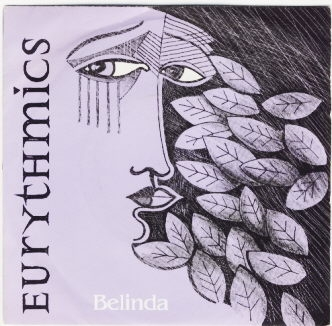 Eurythmics Belinda Cover Art