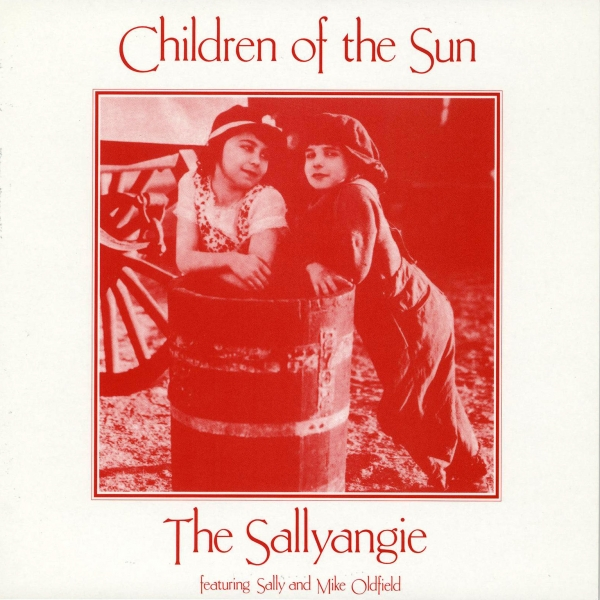 The Sallyangie Children of the Sun Cover Art