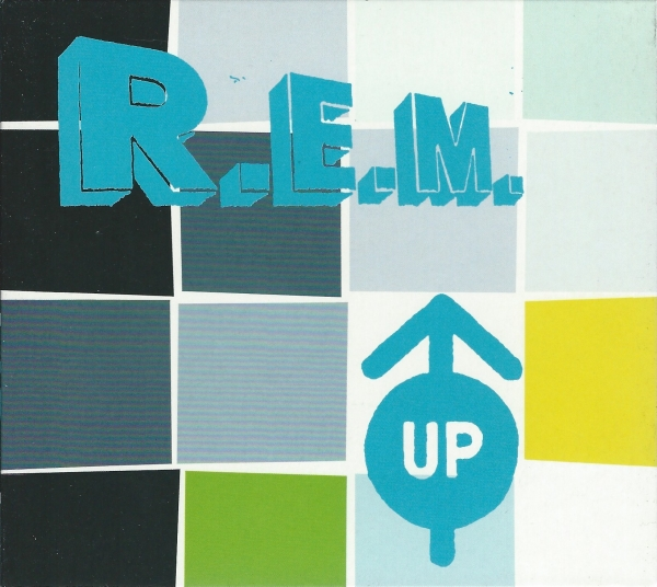 R.E.M. Up cover art