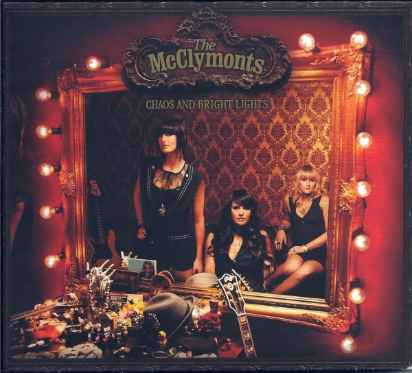 The McClymonts Chaos and Bright Lights cover art